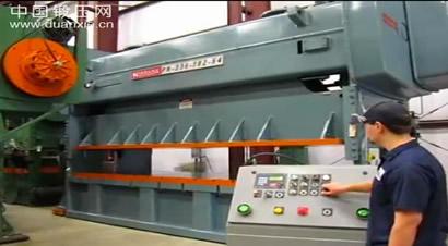 阿尔玛机械335吨冲床