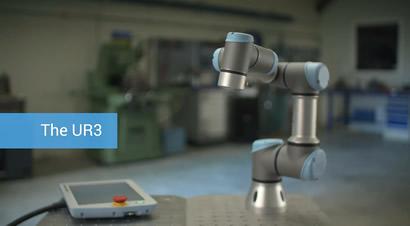 全球最灵活的机器人UR3