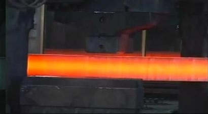 2500吨开式模锻压力机