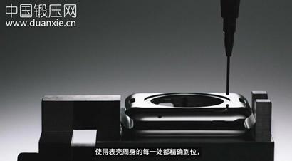iwatch冷锻金属表壳