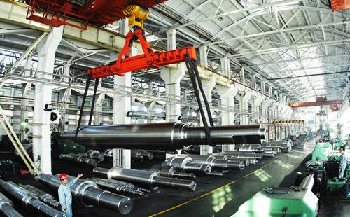 中钢集团邢台机械轧辊有限