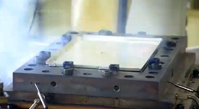 镁合金热冲压成形工艺
