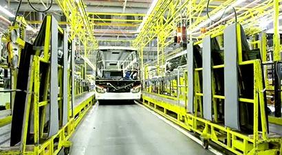 戴姆勒在德国乌尔姆工厂5