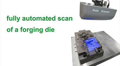 锻模自动扫描仪