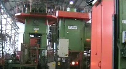 FPM模锻自动化生产线
