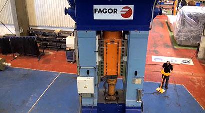 FAGOR螺旋压力机