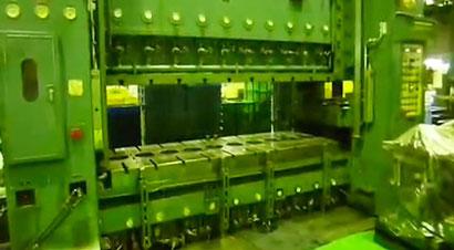 200吨多工位压力机