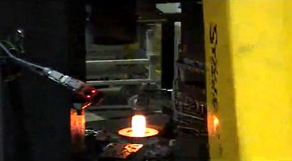 精密机器人热锻大尺寸螺栓