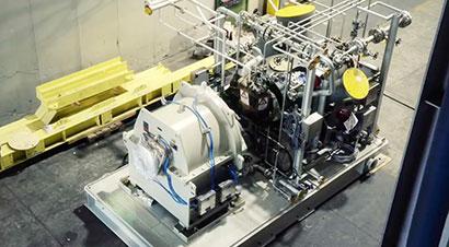 GE高压力比压缩机