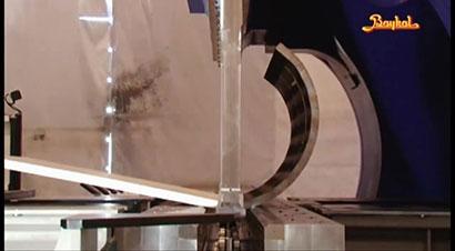 6000吨折弯机