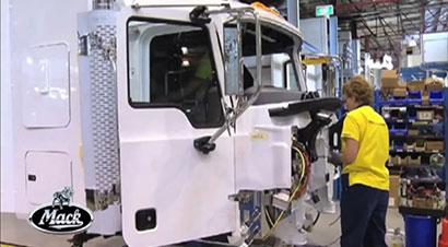 迈克卡车澳大利亚厂