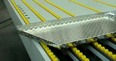 RAS折叠铝花纹板工具箱