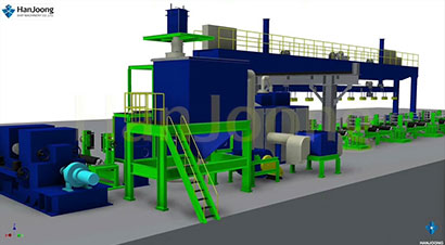 T梁生产系统-船