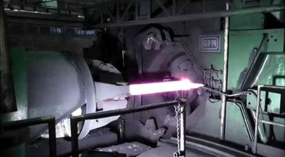 GFM SXP径向锻造机