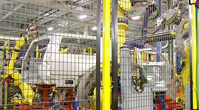 通用阿灵顿冲压件制造厂