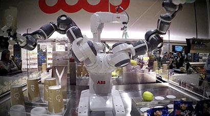 ABB机器人YuMi