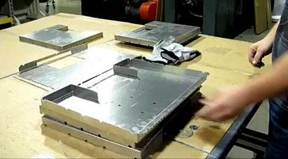 工业计算机机箱制造