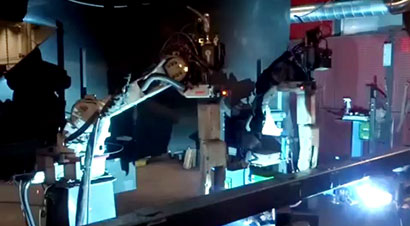 MOTOMAN焊接机器人