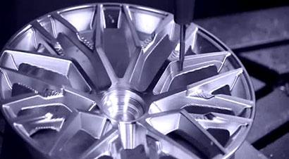 铝零件铣削加工