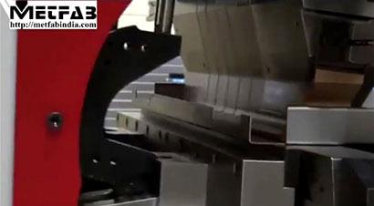 电梯升降门折弯生产线