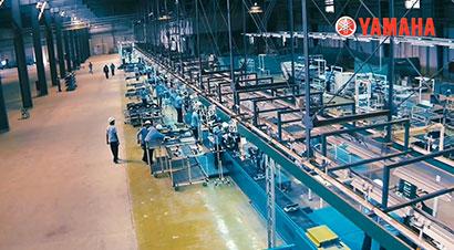 雅马哈巴基斯坦制造工艺