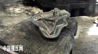 铝合金精密锻造
