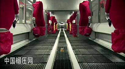 汽车厂的建设4-新工厂