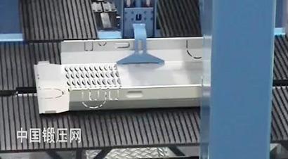 机柜金属板材自动线