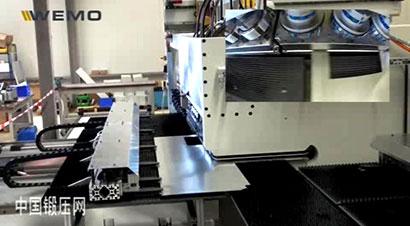 WEMO板材全自动生产