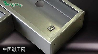 WEMO照明箱生产线视频