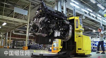 沃尔沃卡车重型发动机
