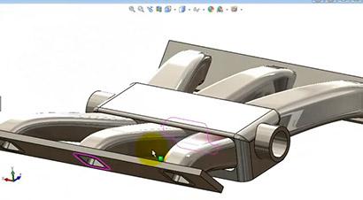 SolidWorks汽车