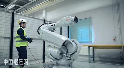 ABB机器人–现场服务