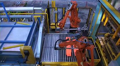 ABB的热冲压机器人-自动化冲压技术-越南Schmalz