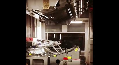特斯拉Model 3车身