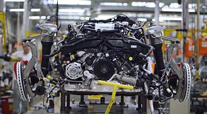 宾利汽车W12发动机