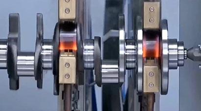 德国曲轴数控加工技术
