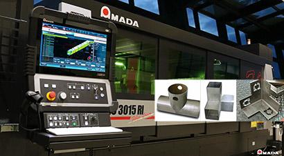 AMADA 3Kw光纤