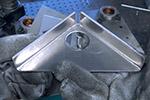 铝板成形、冲裁和落料模